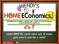 Wendys Home Economics Blog#Repin By:Pinterest++ for iPad#