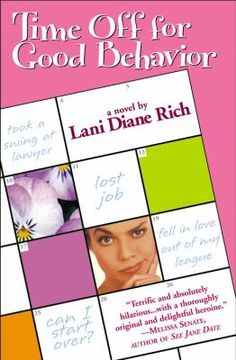"""Diane Rich wrote """"Time Off for Good Behavior"""" during NaNoWriMo."""