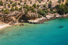 Livadi Beach | Thassos island, Greece | Bells and Feathers