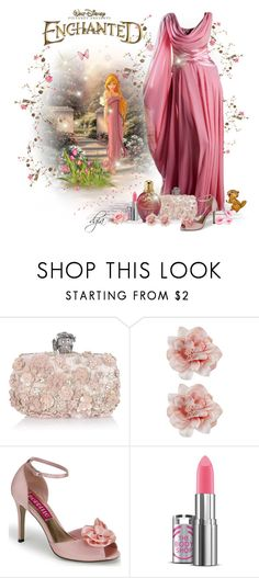 """""""Giselle-Disney Inspired"""" by dgia ❤ liked on Polyvore featuring Alexander McQueen"""