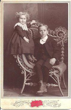 Cabinet Card - Children | Flickr - Photo Sharing!
