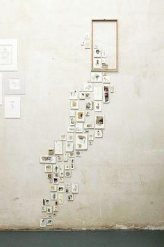 Growing Inspiration - Mood Boards As Decor  - Photos