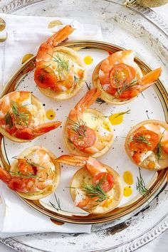 Celebrate Christmas and your favourite Australian summer seafood with these tomato and grilled prawn tartlets - perfect as a starter or side for your Christmas menu this year.