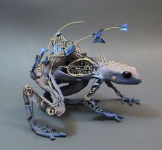 fantasy creature sculptures by ellen jewett (10)