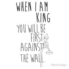 "'""When I am King, you will be first against the wall."" Radiohead - Dark' Art Print by WitchDesign Radiohead Lyrics, Music Lyrics, Radiohead Tattoo, Band Posters, Music Posters, Sing For You, Music Artwork, Art Music, Backgrounds"
