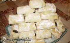 Omlós lekváros rudacska Eta módra recept fotóval