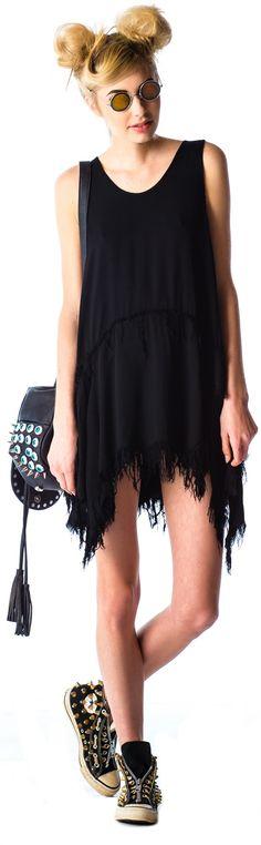 Unif -Stray dress from Dollskill.com