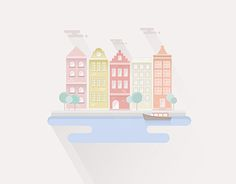 "Check out new work on my @Behance portfolio: ""Dreaming Of Cities"" http://be.net/gallery/53245405/Dreaming-Of-Cities"