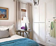 Make your small home seem much bigger than it actually is by using some of these tricks and hacks. We'll show you how to arrange furniture, what decor to use and what wall colors will make your home seem larger. These simple and inexpensive ideas are easy to use in your new starter home!