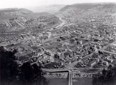 As the city of Johnstown celebrates its anniversary, we take a look back at the images that have defined our town. Us History, American History, Flight 93 Memorial, Johnstown Pennsylvania, Johnstown Flood, Only In America, Natural Disasters, City Life, Main Street