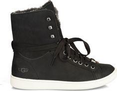 ΓΥΝΑΙΚΕΙΑ ΜΠΟΤΑΚΙΑ UGG AUSTRALIA (BLACK) STARLY... Ugg Australia, Uggs, Casual Outfits, Wedges, Sneakers, Shoes, Black, Fashion, Casual Clothes