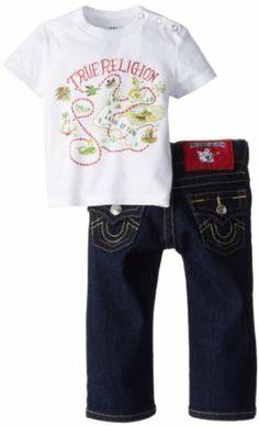 150 00 Baby True Religion Baby Girls Infant Billy 3 Piece