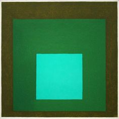 Study for Homage to the Square by Josef Albers, 1966