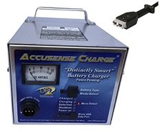 Golf Carts Ideas | DPI GEN IV SB50 Golf Cart 36 Volt 18 Amp Charger * Click on the image for additional details.(It is Amazon affiliate link) #likecomment
