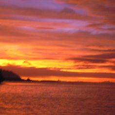 Sunset, Moorea Honeymoon Romantic Honeymoon, Dream Come True, Dreaming Of You, Spaces, Sunset, Travel, Life, Outdoor, Outdoors