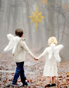 Angel Wings Beautiful,  Flexible, Natural design for Dress up, Costume, Cosplay or Photo Prop Child/Adult Sizes available  FREE HALO