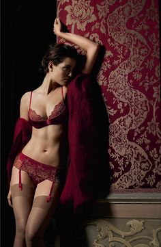Looking to Discover and Enjoy — lingerie-addiction:   Lingerie addiction