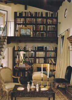 The Devoted Classicist: Historic interior