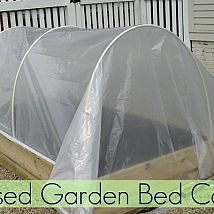 Hometalk :: Ever thought about extending your gardens growing season? Last year we…
