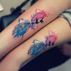 10+ Sister Tattoo Ideas To Show Your Bond