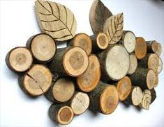 wood Art Piece DIY Wall is part of Pallet wall hangings - Welcome to Office Furniture, in this moment I'm going to teach you about wood Art Piece DIY Wall Pallet Wall Hangings, Hanging Wall Art, Diy Wall Art, Diy Art, Pallet Wall Art, Into The Woods, Diy Wanddekorationen, Mur Diy, Deco Nature