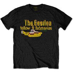 The Beatles Men's Tee: Nothing is Real Wholesale Ref:BEATTEE54MB