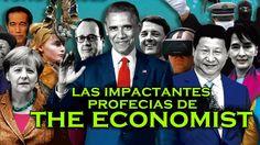 Las IMPACTANTES profecias de The Economist , la revista de los ROTHSCHIL...