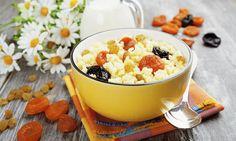 Na snídani to chce něco zdravého a vydatného. Dejte šanci jáhlové kaši. tescorecepty.cz - čerstvá inspirace.