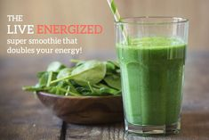 How to Make a Smoothie that Doubles your Energy!