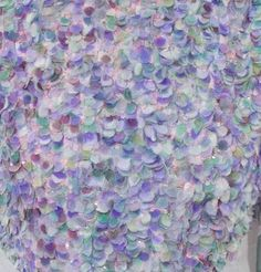 Close up details of Chanel s/s2015 Couture http://www.vogue.co.uk/fashion/spring-summer-2015/couture/chanel
