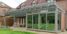 Aluminium Conservatories, Glass Rooms and Winter Gardens