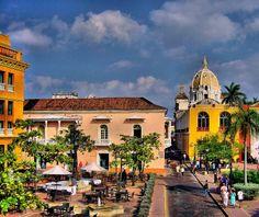 Ciudad amurallada de Cartagena de Indias
