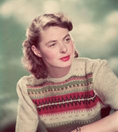 Ingrid Bergman -  Academy Awards Best Actress 1944 Gaslight 1956 Anastasia Best Supporting Actress 1974 Murder on the Orient Express  Emmy Awards Outstanding Actress – Miniseries or Movie 1960 Turn of the Screw 1982 A Woman Called Golda