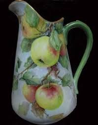 Image result for susan thumm porcelain artist Fruit Painting, China Painting, Twig Art, Water Into Wine, Colorful Fruit, China Porcelain, Painted Porcelain, Vintage Glassware, Pictures To Paint