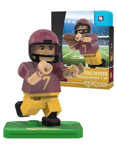 Eric Decker | College Football | University of Minnesota™