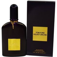 TOM FORD VELVET ORCHID by Tom Ford EAU DE PARFUM SPRAY 1.7 OZ for WOMEN ---(Package Of 5). Fragrances. 5 Pack. Authenic.