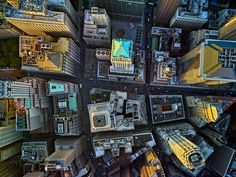 Gorgeous Photos of New York and Los Angeles Shot From Above - CityLab