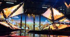 Junior Eurovision stage