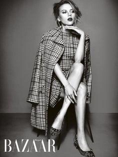 Scarlett Johansson Bazaar