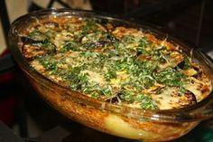 A padlizsános ételek legjobbja, rajongunk érte! Vigyázat, nem lehet eleget készíteni belőle! :) Hozzávalók: 2 közepes méretű padlizsán 50 dkg darált sertéshús 1 hagyma 2[...] Diet Recipes, Cooking Recipes, Healthy Recipes, Recipies, Quiche Muffins, Hungarian Recipes, Macaroni And Cheese, Food To Make, Healthy Living