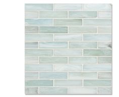 Market Collection | Market Collection - Vihara Glass Tile - 70% Post Consumer Recycled - Ichika Silk