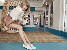 If Taylor Swift Wore Keds Every Day | DSS Blog