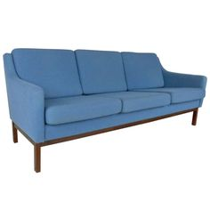 Danish Modern Sofa by Søren Lund | From a unique collection of antique and modern sofas at https://www.1stdibs.com/furniture/seating/sofas/