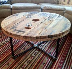 Cool Industrial Furniture Idea (29)