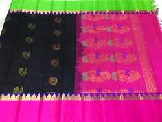 Kutralam pattu sarees | Buy Online Kuppadam sarees | Elegant Fashion Wear