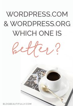 Did you know that there are TWO different WordPress platforms? In this WordPress.com vs. WordPress.org face-off, you'll learn about 7 MAJOR differences between the two. Make sure you choose the right one!