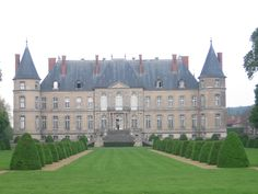 Chateau de Haroue - Meurthe-et-Moselle -  another view