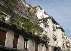 Henri Sauvage hygienic housing @ 26 rue vavin