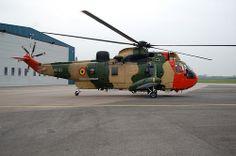 Belgian Air Force - SeaKing MK 48 (6)