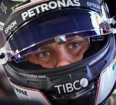 Valtteri Bottas, Helmets, Formula 1, F1, Spain, Hard Hats, Sevilla Spain, Helmet, Spanish
